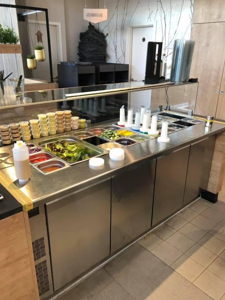 LA-GKS bei Ihrer Salatbar